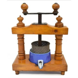 19th Century French Provincial Fruit Press - Circa 1860 Preview