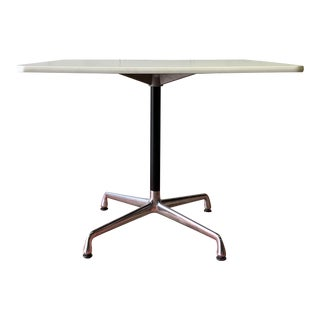 Herman Miller Mid Century Modern Square Dining Table For Sale