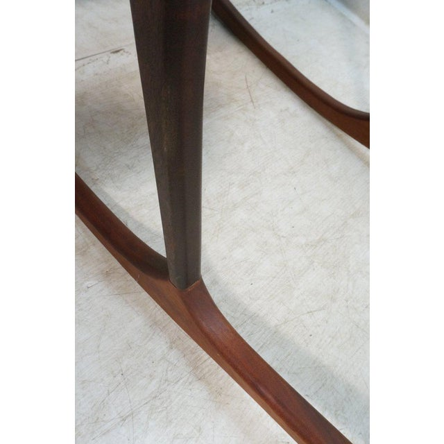 Tall Oversized American Craftsman Rocking Chair - Image 10 of 10