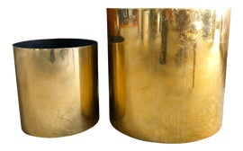 Image of Brass Planters