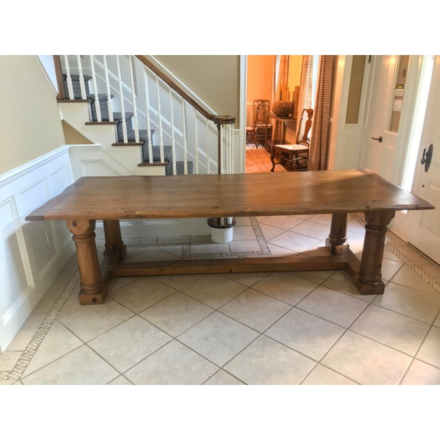 Ralph Lauren Danby Dining Room Table For Sale - Image 10 of 10