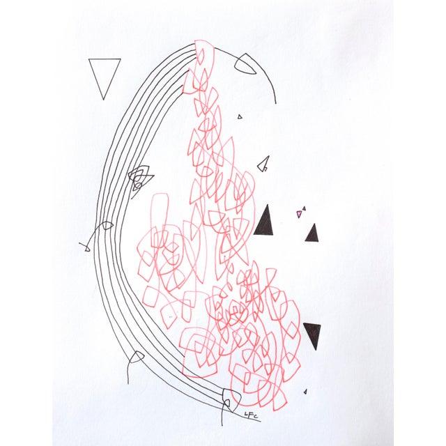 """Linda Colletta """"1988"""" Original Drawing - Image 3 of 4"""