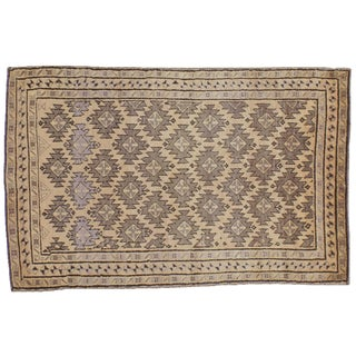 """Vintage Persian Baluch Rug- 4'8"""" x 7'2"""""""