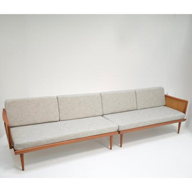 Peter Hvidt & Orla Mølgaard-Nielsen Fd451 Daybed Living Room Set For Sale - Image 11 of 13