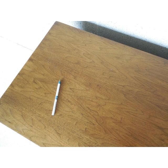 "John Stuart Campaign Style Credenza / Dresser 28.5""H x 76""W - Image 8 of 11"