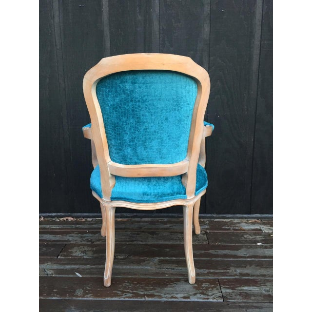 French Bergere Chairs - a Pair For Sale - Image 11 of 11