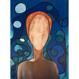 Contemporary Original Figurative Painting