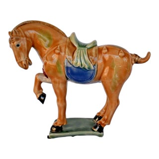 Ming Style Mud Horse For Sale