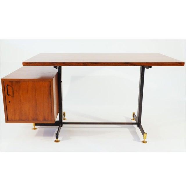 Contemporary Osvaldo Borsani Desk For Sale - Image 3 of 7