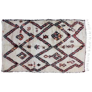 Moroccan Rug- 10' X 6'3'' For Sale