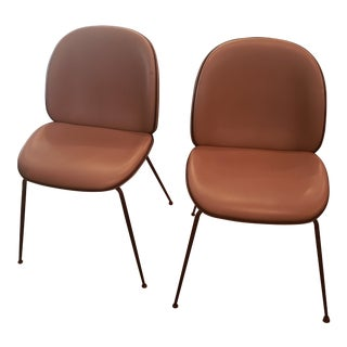 Mid-Century Gubi Dining Chairs - A Pair