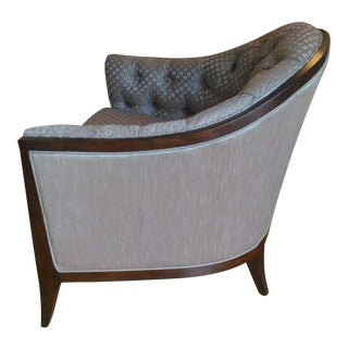Maxine Tufted Accent Chair