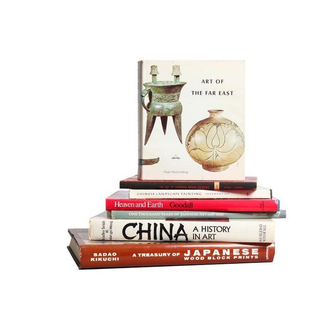Ancients Arts China & Japan Books - Set of 7 - Image 1 of 2