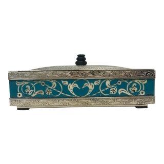 Moroccan Ornament Box For Sale