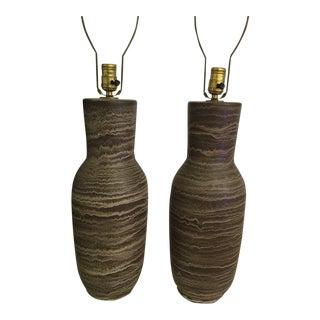 Design Technics Ceramic Table Lamps For Sale