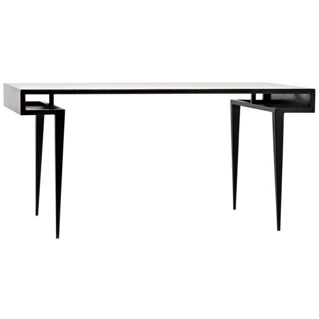 Stiletto Desk, Metal For Sale