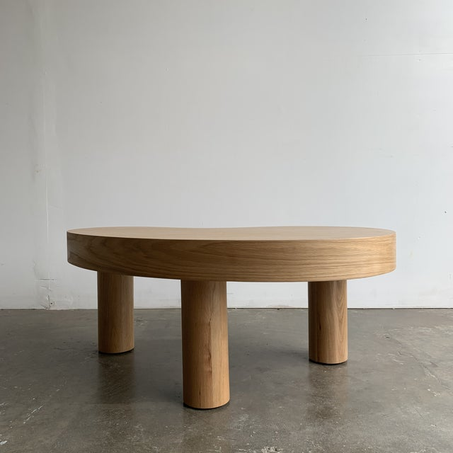 1980s Style Kidney Two Tiered Coffee Table - a Pair For Sale - Image 12 of 13