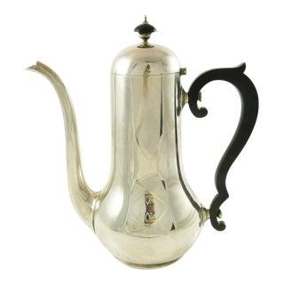 Gorham Sterling Silver Demitasse Coffee Pot For Sale