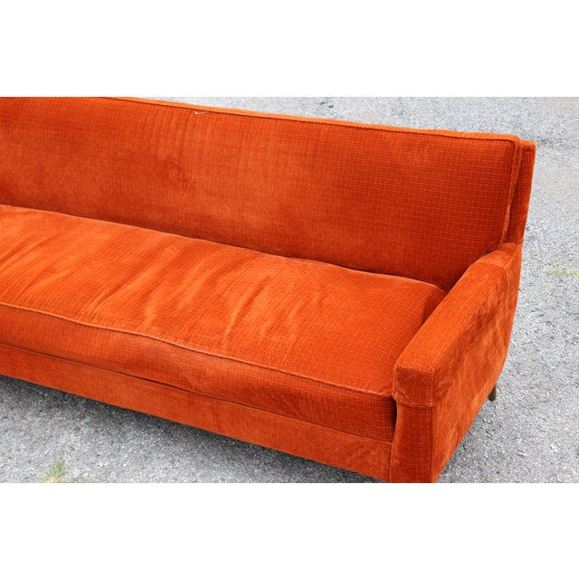 1950s 1950s Paul McCobb Custom Craft Sofa For Sale - Image 5 of 10