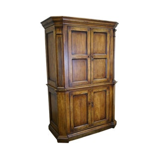 Polo Ralph Lauren Armoire Cabinet For Sale