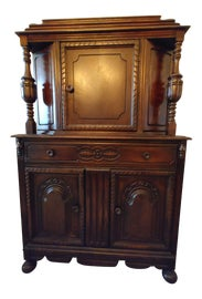 Image of Jacobean Storage Cabinets and Cupboards