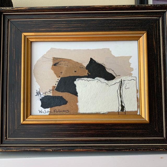Joe Adams Framed Collage Art For Sale - Image 13 of 13