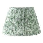 "Fern in Moss 6"" Lamp Shade, Green"