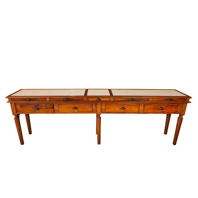 1920's Italian sideboard For Sale - Image 11 of 11