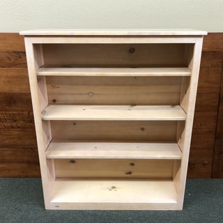 Natural Pine Bookcase Preview