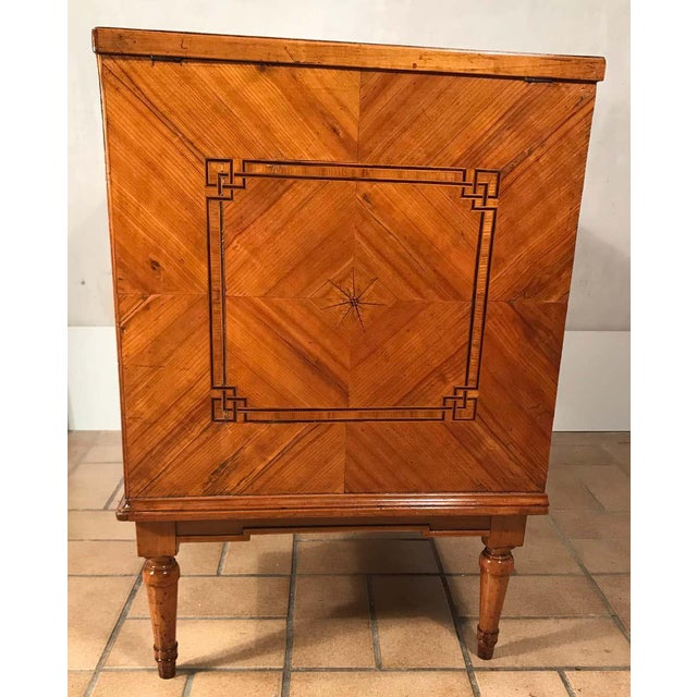 18th Century Louis XVI Dressing Table/Vanity, South Germany For Sale In Boston - Image 6 of 13