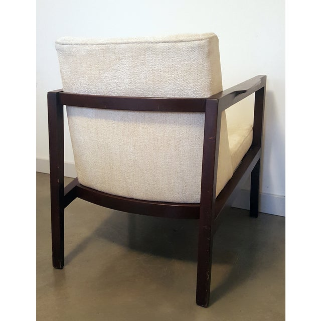 Dunbar Open-Frame Lounge Chair by Edward Wormley - Image 6 of 7