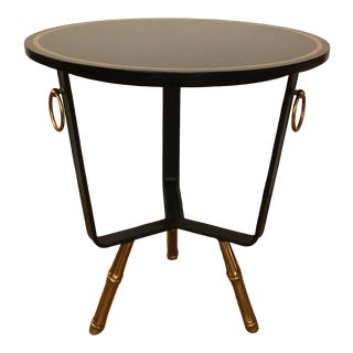 Celerie Kemble for Henredon Barrel Lamp Table For Sale