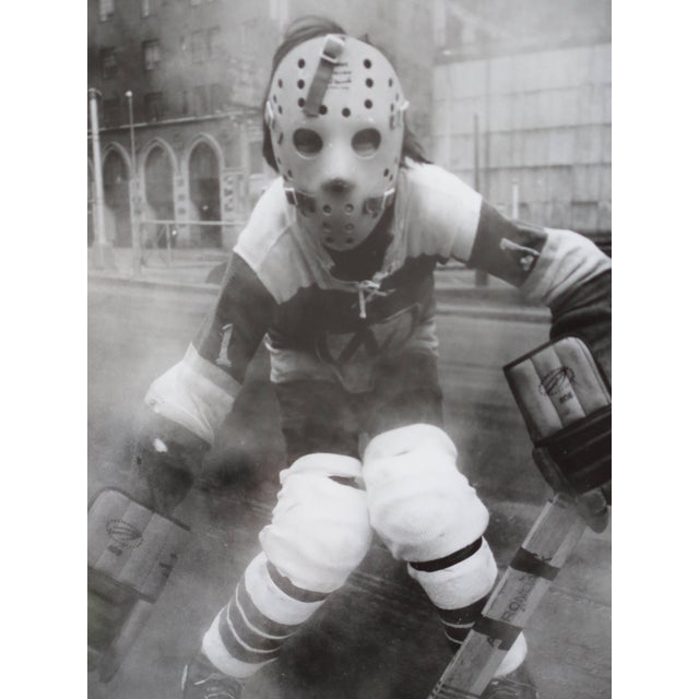 "Arthur Tress ""Hockey Player"" NYC 1972 Photograph For Sale In Tampa - Image 6 of 7"