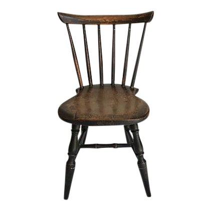 English Child's Chair For Sale