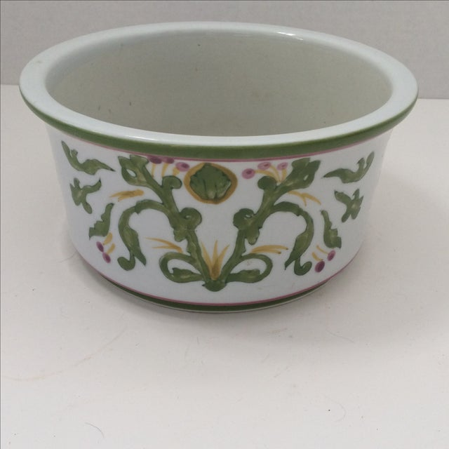 Country Fleur Cache Pot - Image 2 of 4