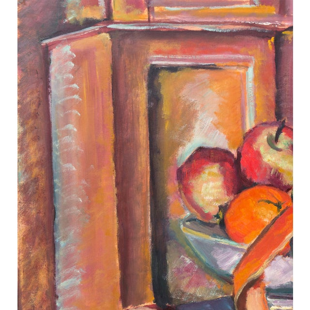 Virginia Sevier Rogers Vintage Still Life Painting - Image 2 of 6