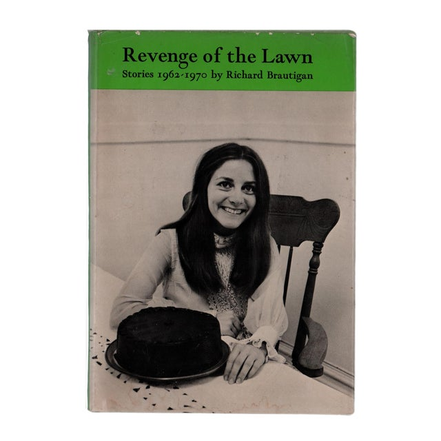 """1963 """"Revenge of the Lawn"""" Collectible Book For Sale"""