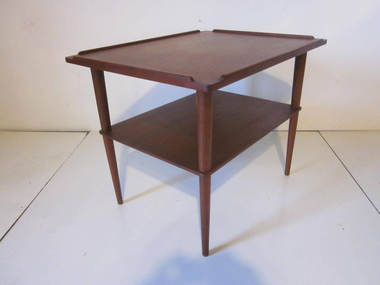 Arne Hovmand Olsen Danish Side Table   Image 7 Of 7