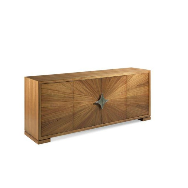 2020s Manobo Media Cabinet from Kenneth Ludwig Chicago For Sale - Image 5 of 5