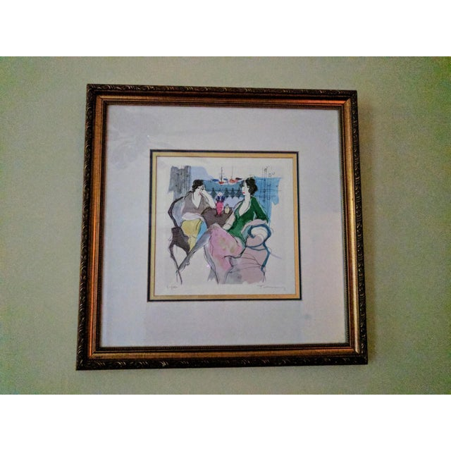 """Alexander Tarkay """"Seasons of the Year"""" Lithograph - Image 2 of 8"""