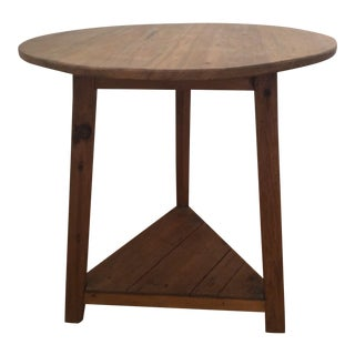 1940s English Cricket Table For Sale