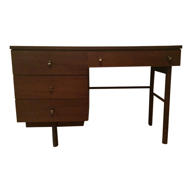 Stanley Mid-Century Modern Desk For Sale