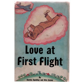 """""""Love at First Flight"""" 1943 Book For Sale"""