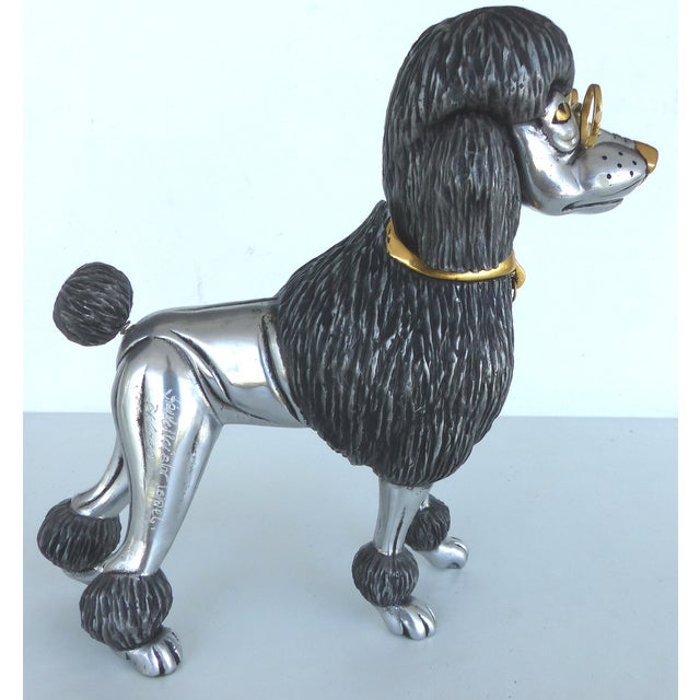 Articulated Poodle Sculpture - Image 2 of 11