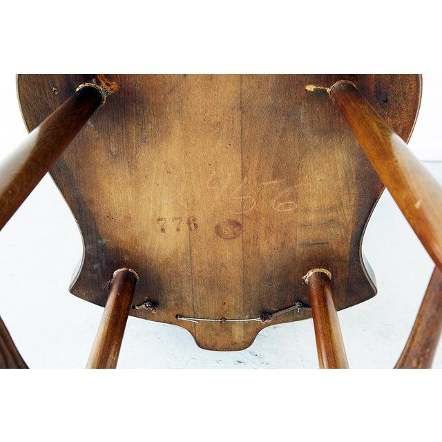 Set of Koppel for Slagelse Møbelvaerk Chairs - Image 8 of 8