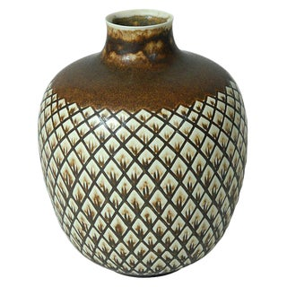 Large Gerd Bogelund Vase For Sale