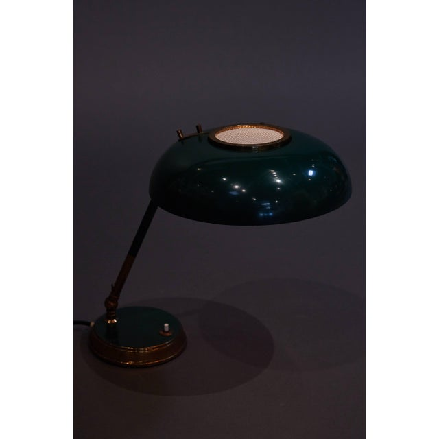 Stunning Oscar Torlasco Table Lamp for Lumi For Sale - Image 10 of 11