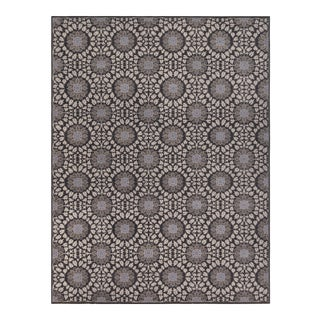 Mansour Fine Handwoven Modern Rug - 8' X 10' For Sale