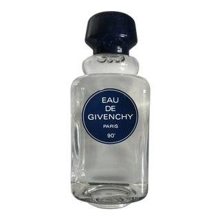 Vintage Eau De Givenchy Factice Dummy Perfume Bottle For Sale