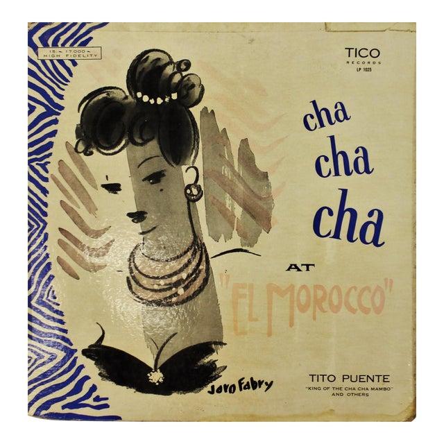 """""""Cha Cha Cha at El Morocco Club"""" Record - Image 1 of 4"""